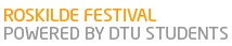Roskilde Festival - Powered by DTU Students